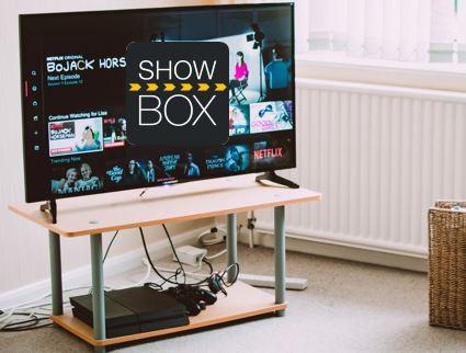 Showbox on Apple TV