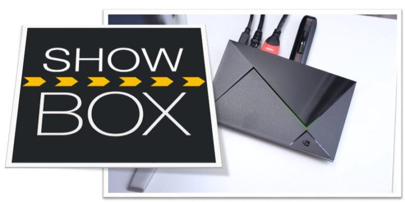 Showbox on Nvidia Shield TV
