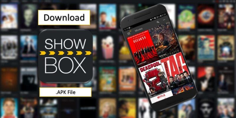 showbox android logo